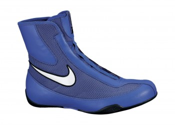 NIKE Machomai Mid blue/white