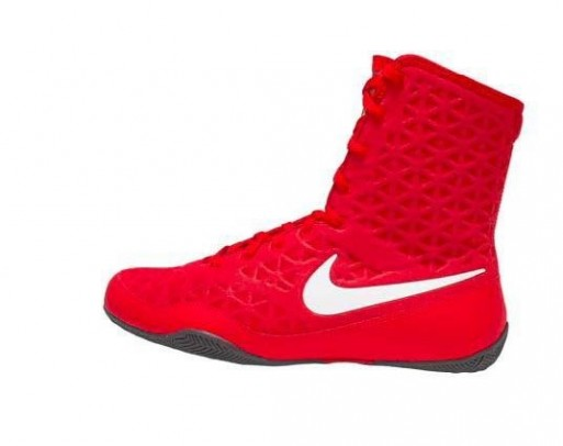 71248c3d55d82 NIKE KO BOXING OBUV - UNIVERSITY RED/WHITE