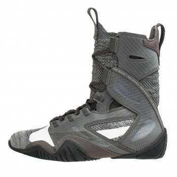 Boxerská obuv HyperKO 2 Iron Grey/Metallic Silver