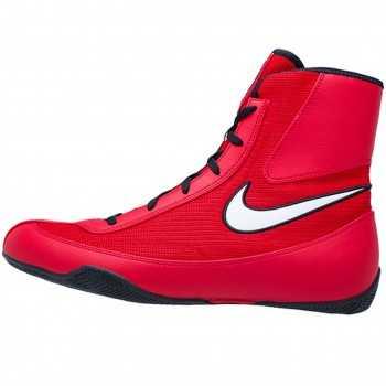 Boxerská obuv NIKE Machomai 2 red/white
