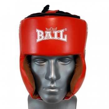 Boxerská prilba BAIL SPARRING - koža
